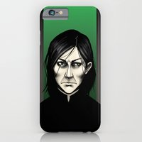 iPhone & iPod Case featuring Severus Snape  by Fatma Sahem