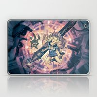 Splashing in 8Bit Laptop & iPad Skin