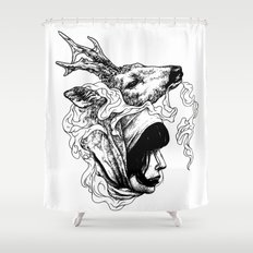 Nyama Shower Curtain