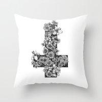 Dusk/Dawn Throw Pillow