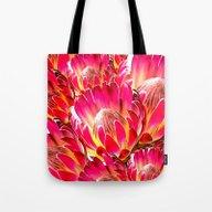 PinkFlower9 Tote Bag