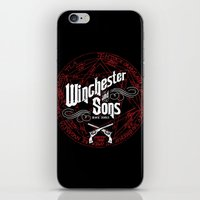 Winchester & Sons iPhone & iPod Skin