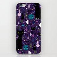 Halloween Kittens  iPhone & iPod Skin