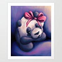 Little Dreamer Art Print