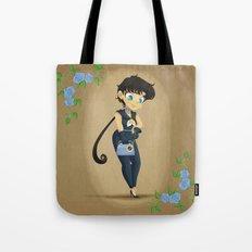 Retro Sailor Star Fighter Tote Bag
