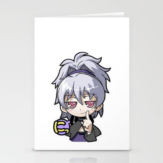Yin Stationery Card