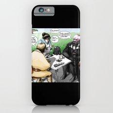 A falar é que as pessoas se entendem Slim Case iPhone 6s