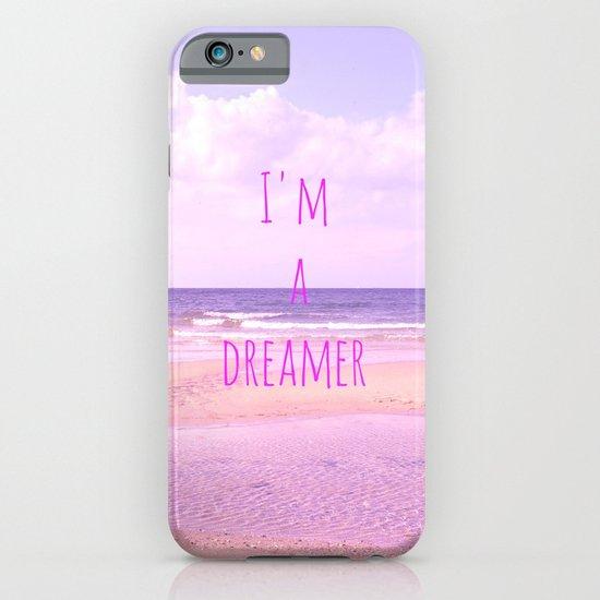 I'm a dreamer iPhone & iPod Case