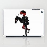 Dragon Girl iPad Case