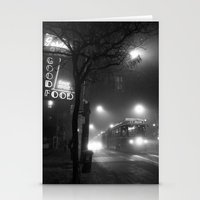 A Streetcar Named Noir Stationery Cards