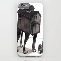 Barn Animal iPhone 6 Slim Case