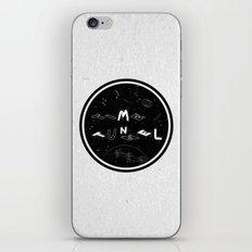 TIME TUNNEL iPhone & iPod Skin