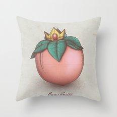 Regius Fructus Throw Pillow