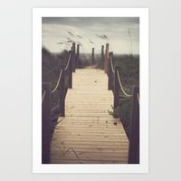 Midsummer Eve Art Print