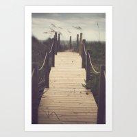Midsummer Eve Art Print