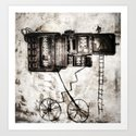 Transport Art Print
