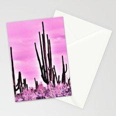 Wild Cactus Stationery Cards