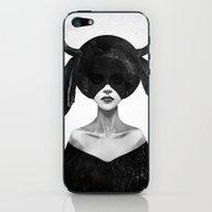 iPhone & iPod Skin featuring The Mound II by Ruben Ireland