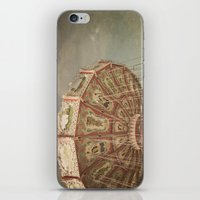 Vintage Swings iPhone & iPod Skin