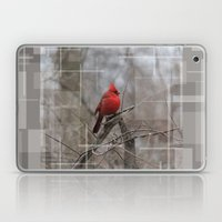 The Cardinal  Laptop & iPad Skin