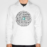 Positive Messages Hoody