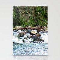 Grand Teton National Par… Stationery Cards