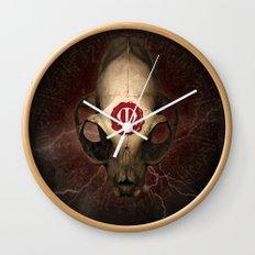 Poster Maldoror Wall Clock