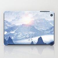Winter. Melody... iPad Case