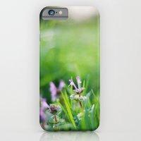 Tiny Wildflower II iPhone 6 Slim Case
