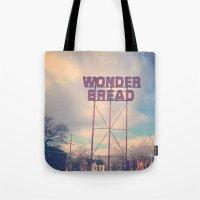 Always Wonder Tote Bag