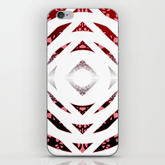 LAGRANGIAN POINT iPhone & iPod Skin