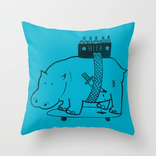 If there is a will there is a way Throw Pillow