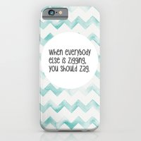 When Everybody Else Is Z… iPhone 6 Slim Case