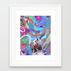 Day Light Framed Art Print