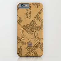 Evening Visit iPhone 6 Slim Case