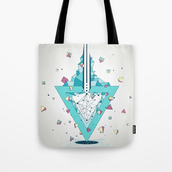 Dimethyltryptamine Tote Bag