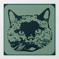 Cathead 2b Canvas Print