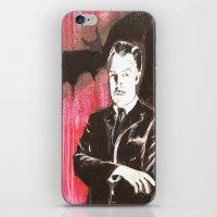 Vincent Price The Bat iPhone & iPod Skin