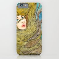 Drowning iPhone 6 Slim Case