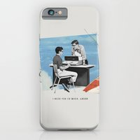I Need You So Much loser iPhone 6 Slim Case