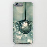 Sea Grey Drop iPhone 6 Slim Case