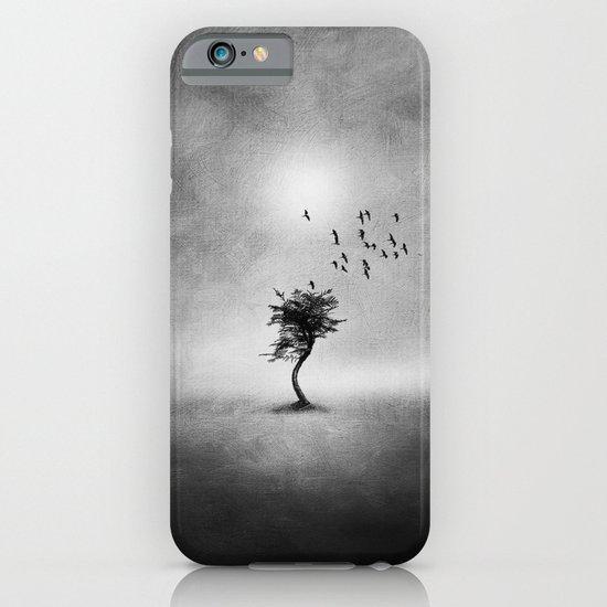 Minimal B&W II iPhone & iPod Case