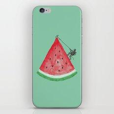 Summer Climb iPhone & iPod Skin
