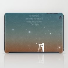 Through the Telescope iPad Case