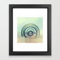 Intervention 18 Framed Art Print