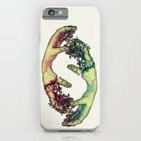 iPhone Cases featuring Lovers by FalcaoLucas