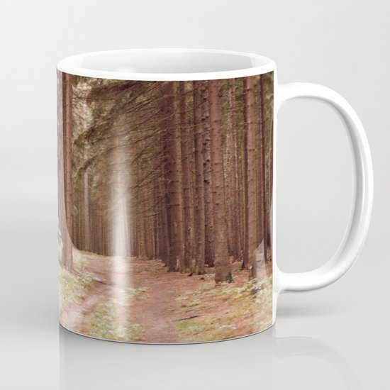 A Path in the Woods Mug