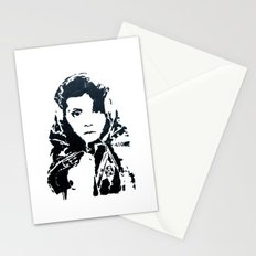 Looking into you Stationery Cards