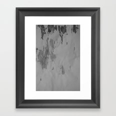 My Ink op 8 Framed Art Print