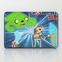 Ghostbusting Time iPad Case